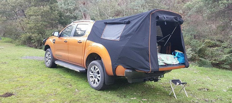 Twin-Cab Camper