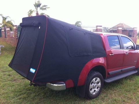 Twincab 4WD Swag