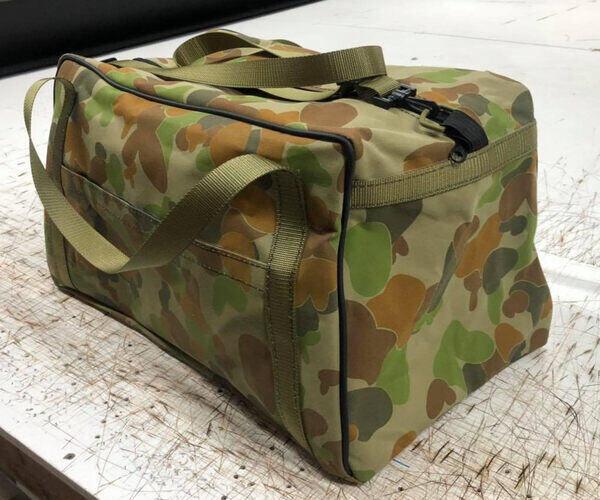 Cammo Sports Bag