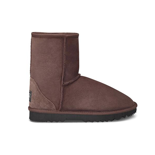 Deluxe UGG Boots Chocolate