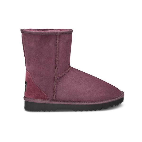 Deluxe UGG Boots Raisin