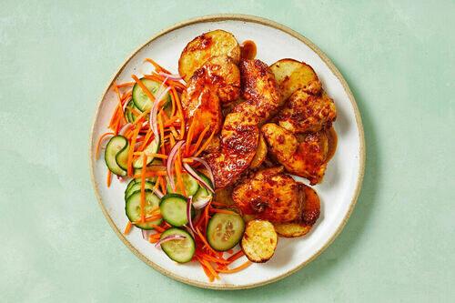 Dinner Roast Chicken