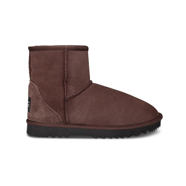Ultra Short UGG Boots Chocolate