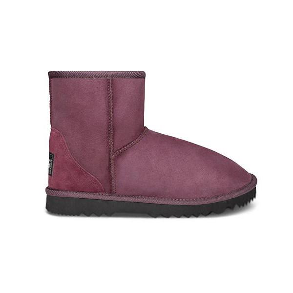 Ultra Short UGG Boots Raisin
